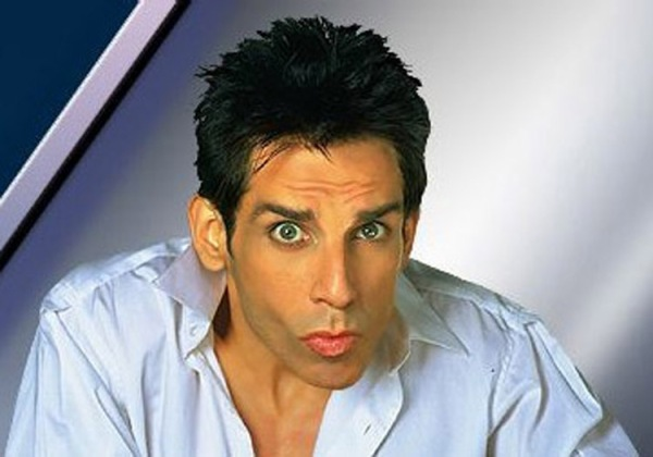 Ben Stiller Zoolander Blue Steel