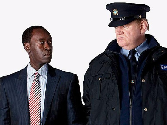 Cheadle and Gleeson The Guard