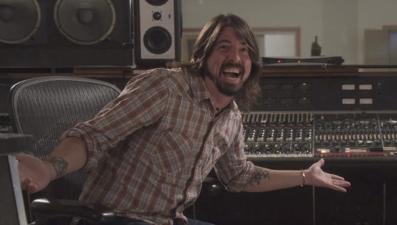 Dave Grohl Sound City
