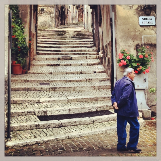 Scanno_Steps