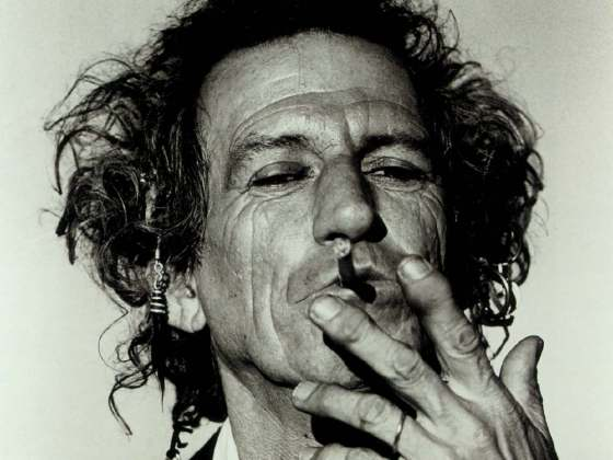 Keith Richards now